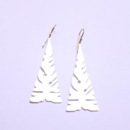 Green Forest Earrings